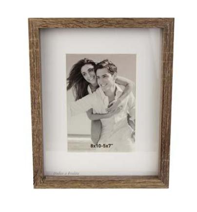 Dřevěný fotorámeček 27,2 x 22