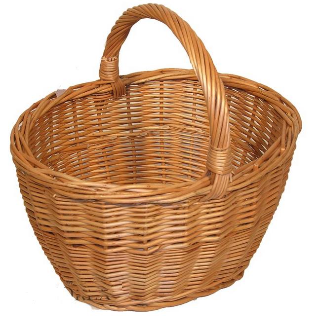 Proutěný košík 015264