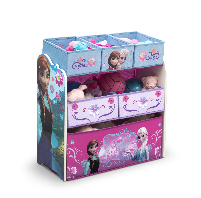 Organizér na hračky Ledové království-Frozen