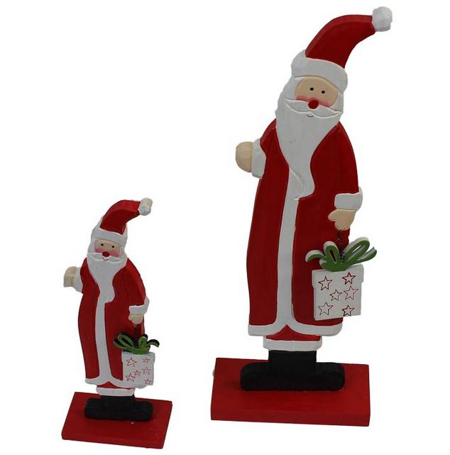 Dekorační Santa sada 2ks